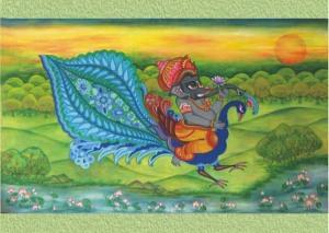 ganpati paintings